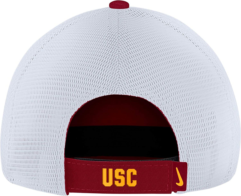 wholesale dealer 6f314 1658b Amazon.com   Nike Men s USC Trojans Cardinal Heritage86 Adjustable Trucker  Hat (OneSize)   Sports   Outdoors