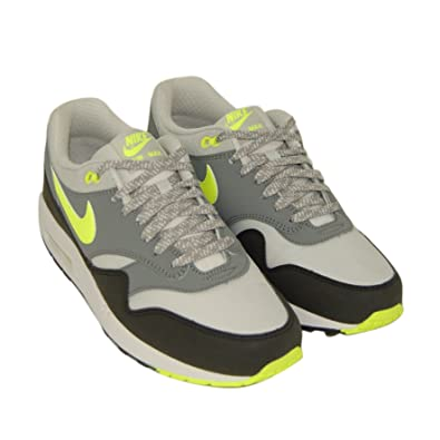 e6f2379c45f2 Nike Mens Air Max 1 Essential Dusty Grey Volt Trainer Size 11 UK   Amazon.co.uk  Shoes   Bags