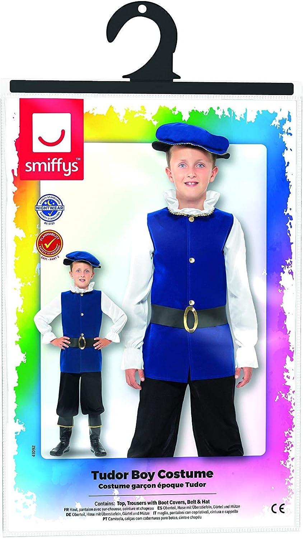 Garçons Henry VIII Horrible Histories Tudor Fancy Dress Costume