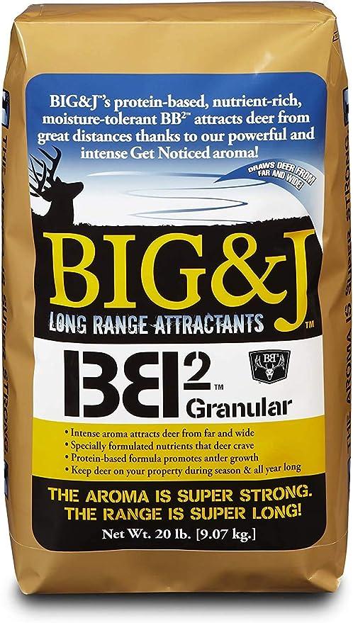BB2 Long Range Nutritional Supplement/Attractant