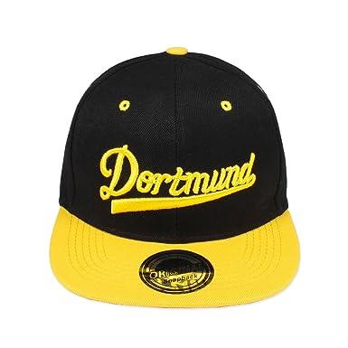 Original Snapback - Gorra de béisbol - para Hombre Dortmund Talla ...