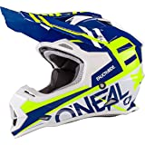 ONeal 2Series RL Spyde Motocross MX Helm Enduro Trail Quad Cross Offroad, 0200