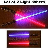 Amazon Com Digital Blue Yoda Lightsaber Flashlight Toys