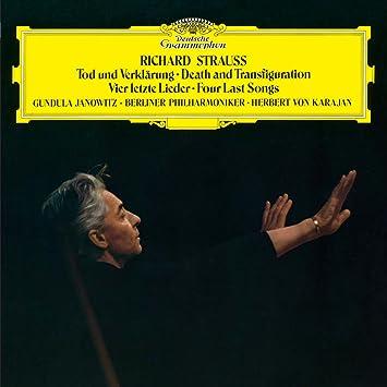R.シュトラウス:交響詩「死と変容」、4つの最後の歌
