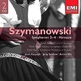 Szymanowski:Symphonies Nos. 2-4; Harnasie, etc