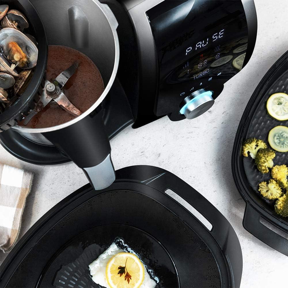 Cecotec Robot de Cocina Multifunción Mambo 9090. Jarra Habana con ...