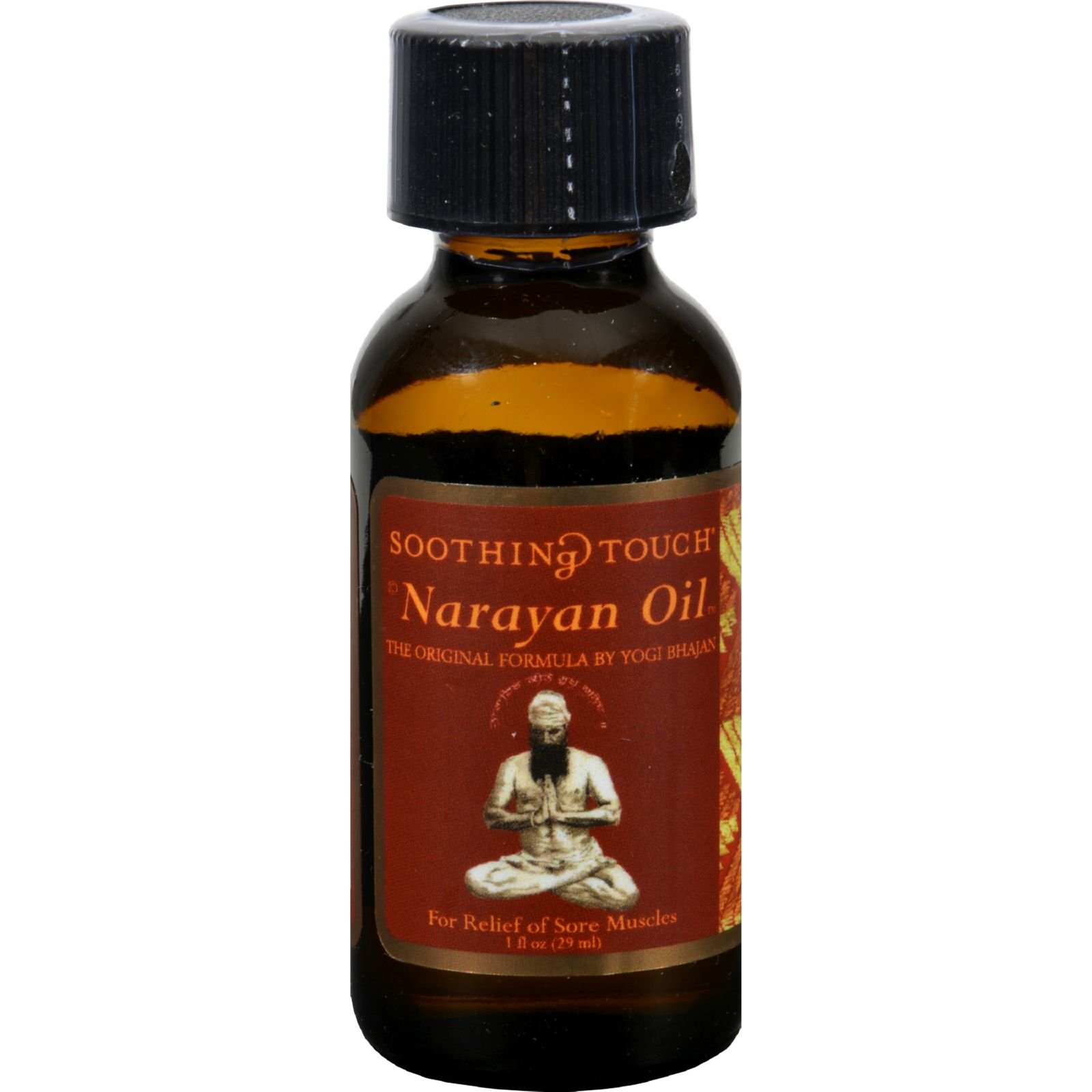 2Pack! Soothing Touch Narayan Oil - Case of 6 - 1 oz