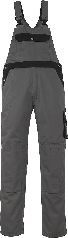 Anthracite//Black Mascot 00969-430-8889-90C50Milano Bib /& Brace Overalls L90cm//C50