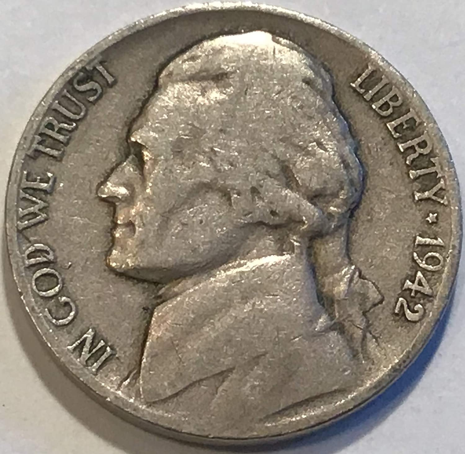 2 COINS 1968 D /& S JEFFERSON NICKEL SET *MINT CELLO*  **FREE SHIPPING**
