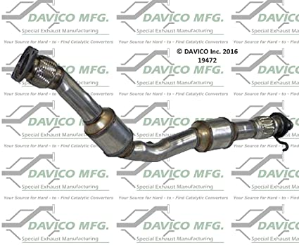 Davico 193722 Catalytic Converter