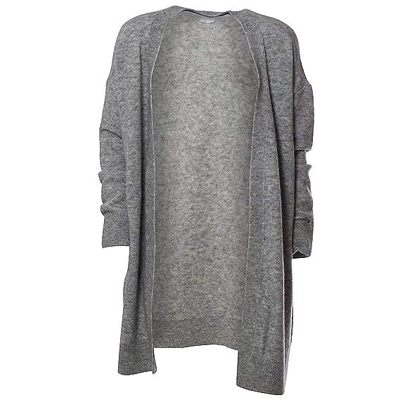 Brandneu Großhandel online zum Verkauf Tommy Hilfiger Damen Strickjacke Silber (12) 38: Amazon.de ...
