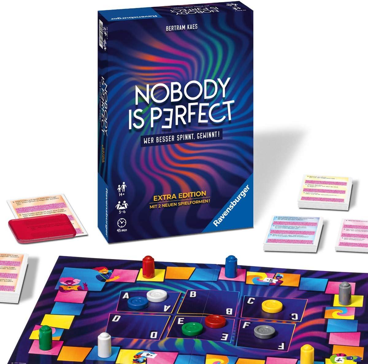 Nobody ist perfect