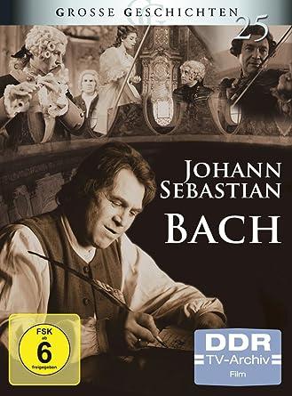 Johann Sebastian Bach - Große Geschichten (DDR TV-Archiv) - Neuauflage [2 DVDs]