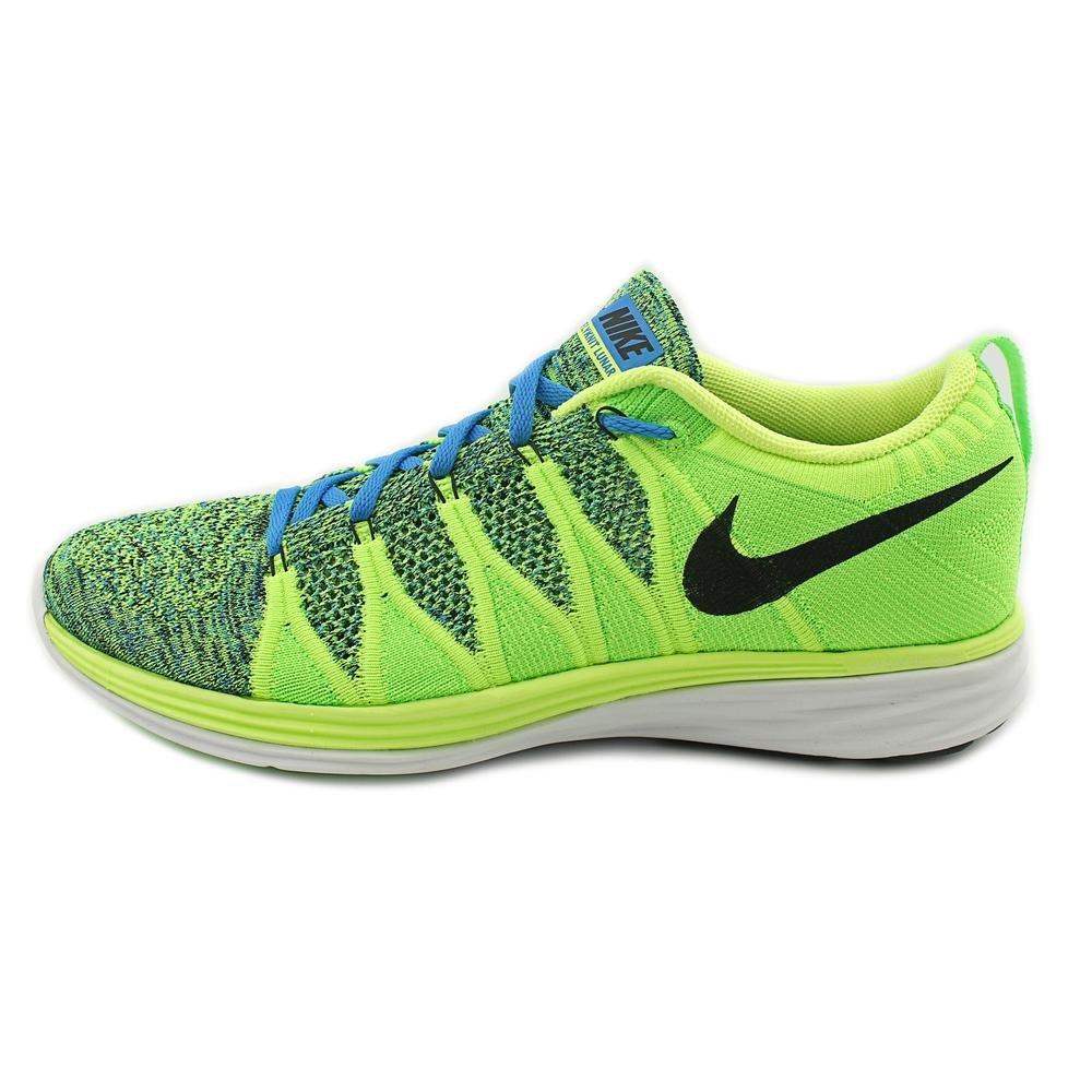d614aaa43f61 Amazon.com  NIKE Men s Flyknit Lunar2 Running Training Shoes  Shoes