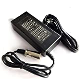 24V 2A Electric Scooter Battery Charger for Go-Go Elite Traveller Plus HD US