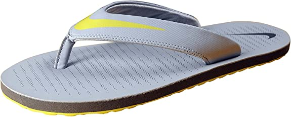 Nike Men's Chroma 5 Flip Flops Thong Sandals Men's Flip-Flops & Slippers at amazon