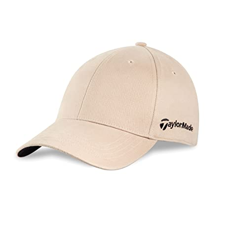 e3a0fdd1780 Amazon.com   TaylorMade TM Core Front Hit Relaxed Fit Cap (Khaki ...