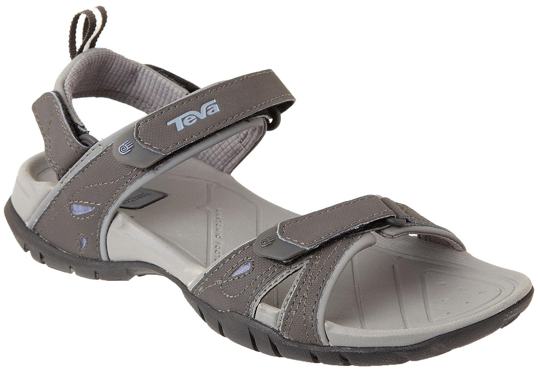 86ec3ac0ded8 Teva Women s Outdoor Hiking Trekking Sandale Numa WS Grey  Amazon.co.uk   Shoes   Bags