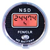 NSD Power Digital LCD Speedometer SM-02 for use