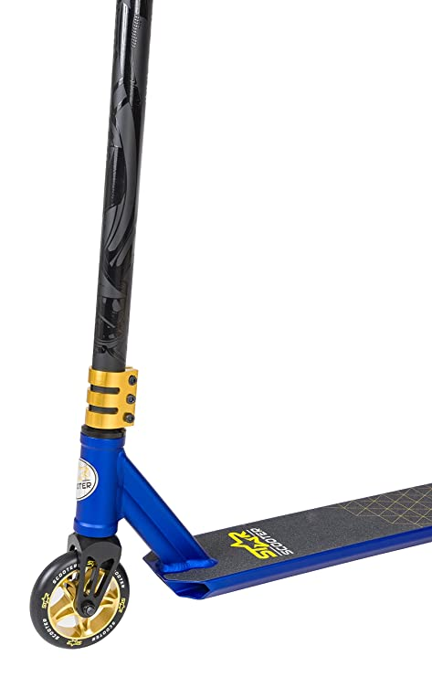 STAR-SCOOTER® Original Pro Sport Complete Leight Weight Stunt Scooter for Adults, Teenager and for Kids over 7 years   For Beginners up to Advanced ...