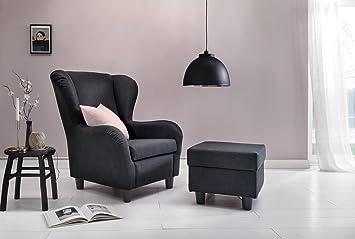 Furniture for Friends Ohrensessel Möbelfreude® Landhausstil mit ...