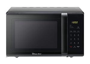 Magic Chef MCD993B 0.9 Cubic-ft Countertop Microwave (Black)