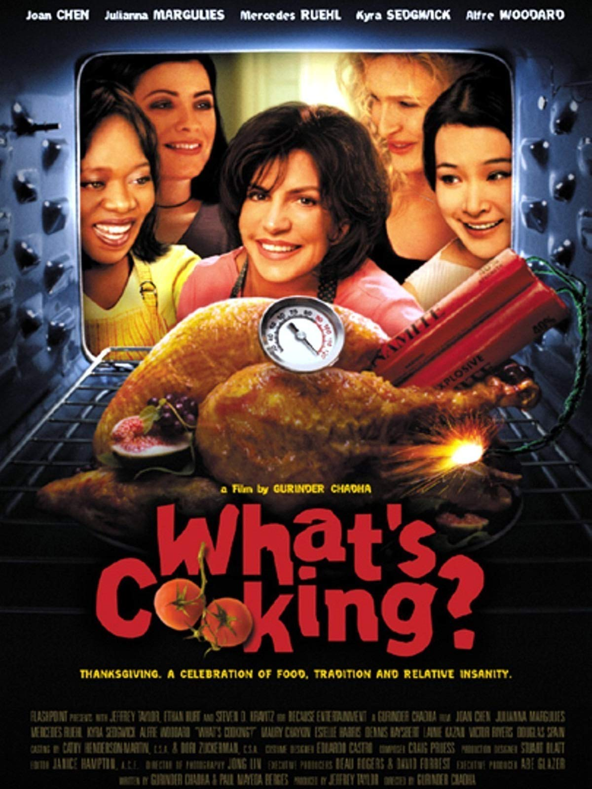 What's Cooking? on Amazon Prime Video UK