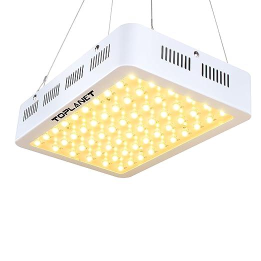 22 opinioni per Toplanet 300w Lampade per Piante Led Grow Light lluminazione Piante Interno Luce