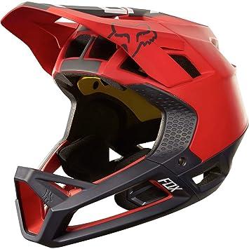 Fox Enduro – Casco para bicicleta de montaña proframe Libra – Rojo/Negro, ...
