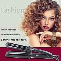 Fer à Boucler/Onduler Portable, 3 Tubes Wave Outils de Boucles -Mini Curleur de Cheveux DIY Outils- Universal Voltage:110~240V