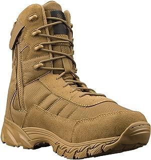 "product image for Altama Footwear Men's Vengeance SR 8"" Side-Zip Boot,Tan Suede,US"