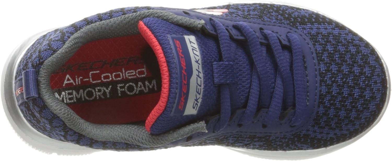 Skechers Kids Boys Flex Advantage 2.0 Golden Point Sneaker