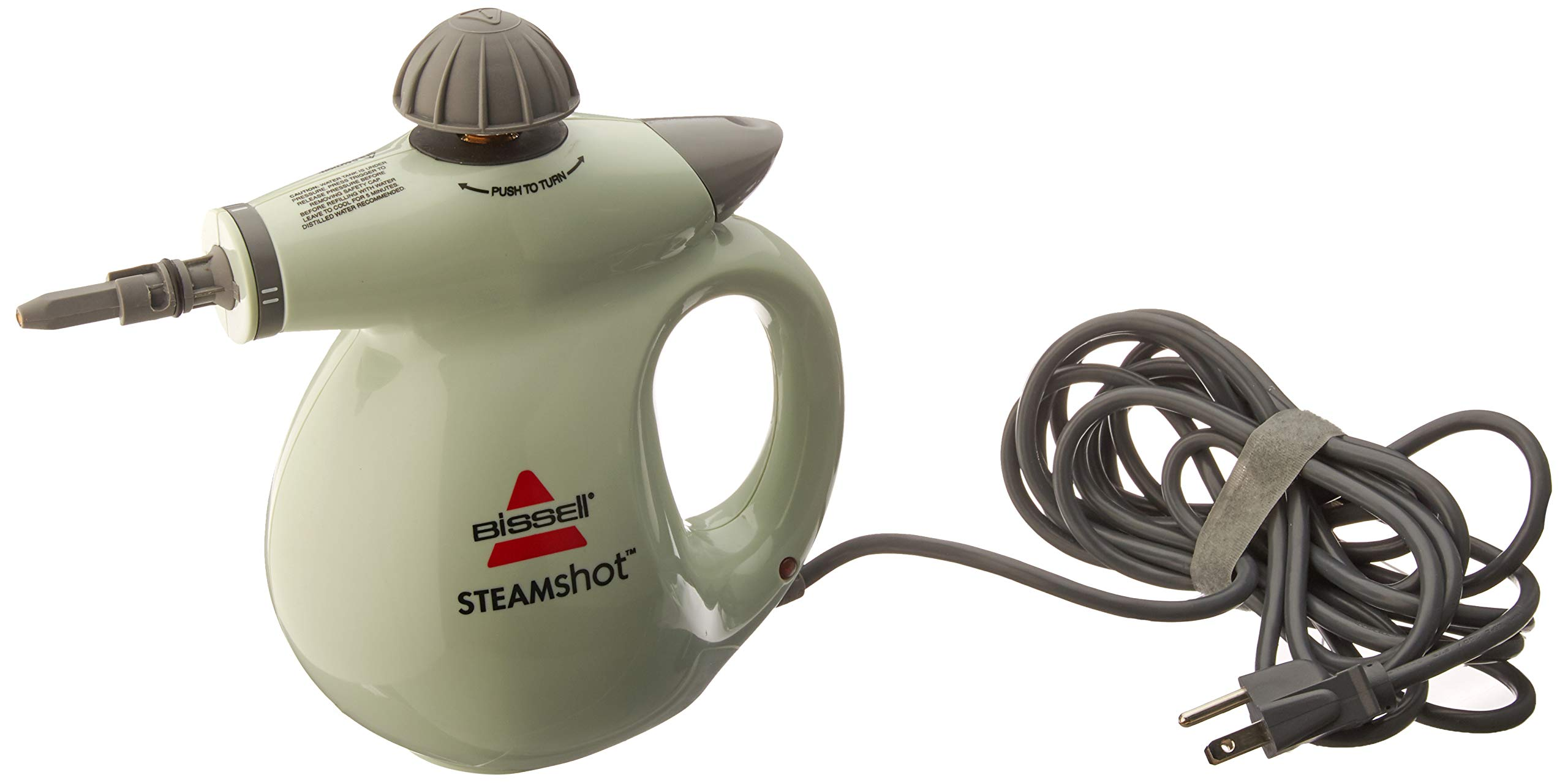 Bissell Steam Shot Hard-Surface Cleaner, 39N7A/39N71 (Renewed) by Bissell