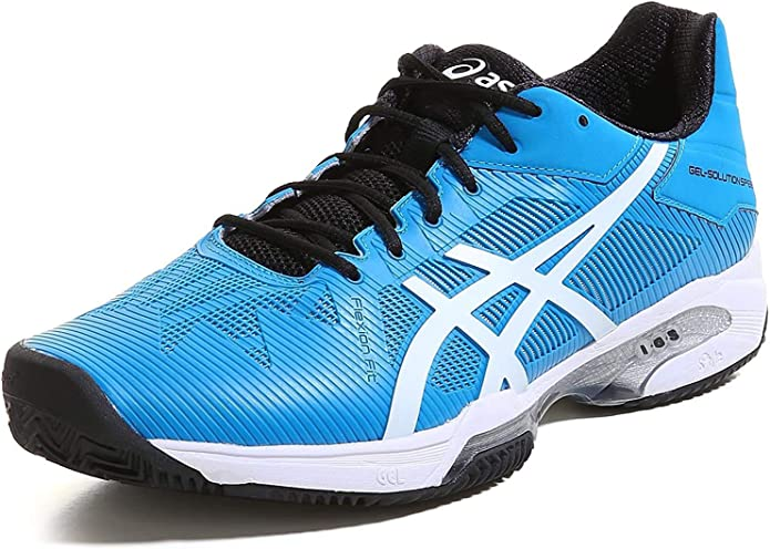 ASICS Gel-Solution Speed 3 Clay, Zapatillas de Tenis para Hombre: Amazon.es: Zapatos y complementos