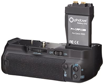 Photive Battery Grip For Canon Eos Rebel T5i T4i T3i T2i