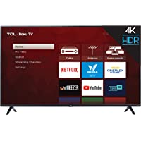 TCL 65S425-CA 4K Ultra HD Smart LED Television (2019), 65'