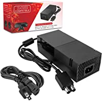 Xbox One Power Supply, Ukor [Update Version] Xbox One Power Brick AC Adapter Replacement…
