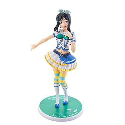 "Sega Love Live! Sunshine!! Aozora Jumping Heart SPM Super Premium Figure Kanan Matsuura, 8.6\"": Toys & Games [5Bkhe0306802]"