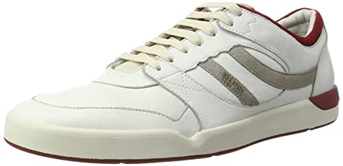 Boss Orange Stillnes_hito_WS 10198927 01, Zapatillas para Hombre, Blanco (White), 43 EU