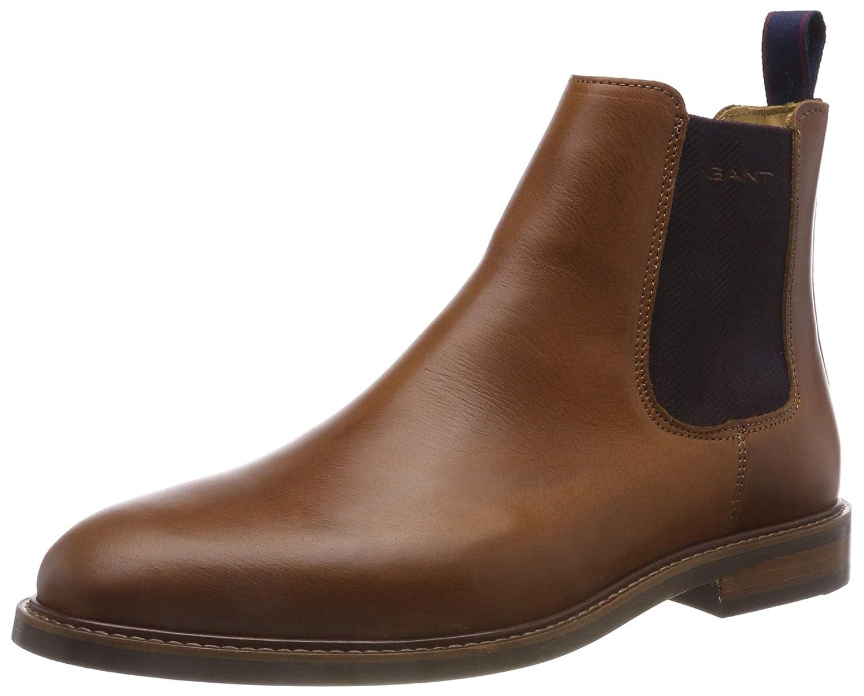 GANT Herren (Cognac Ricardo Chelsea Boots Braun (Cognac Herren G45) 6a659e