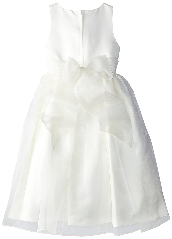 e3e161ca24e Amazon.com  Us Angels Big Girls  Dress With Handbeaded Cummerbund  Special  Occasion Dresses  Clothing