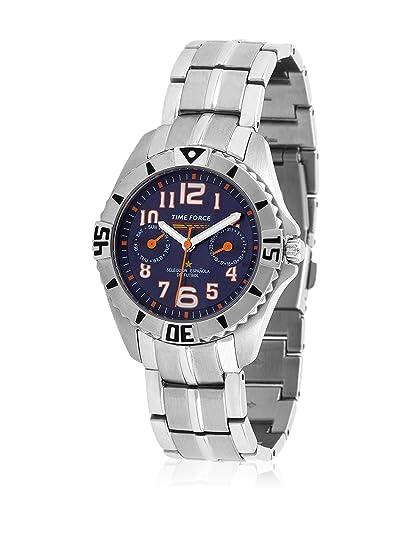TIME FORCE TF-4131B03M Reloj para Chico, Multifunción, Selección Española Fútbol: Amazon.es: Relojes