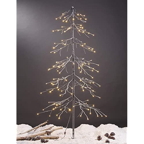 Small Outdoor Christmas Trees With Lights: Outdoor Lighted Christmas Trees: Amazon.com