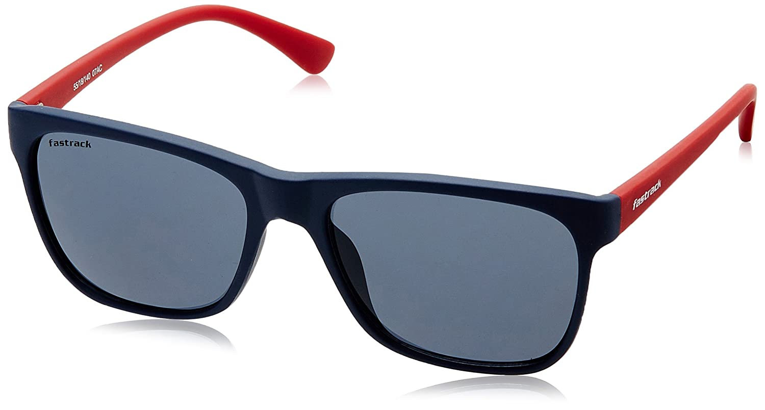a4b37dc76b0 Fastrack UV Protected Oval Men s Sunglasses - (P299BU1