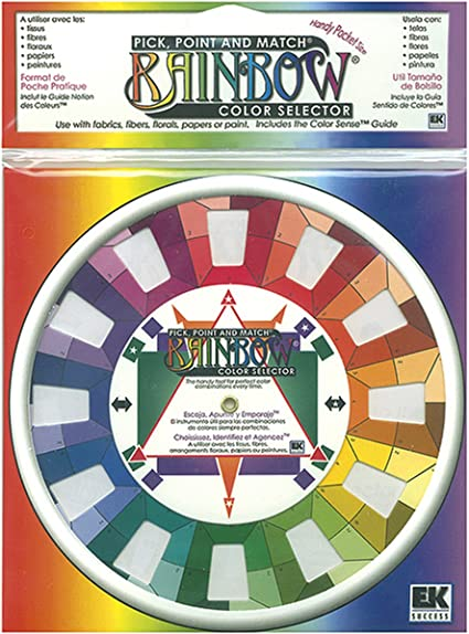 Dritz Quilting Rainbow Color Selector 3169