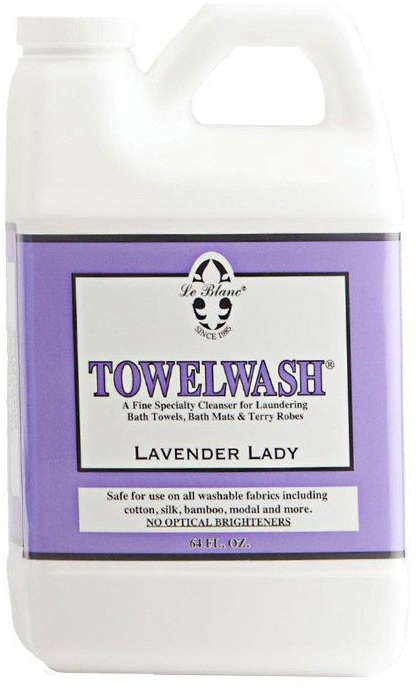 Lavender Towel Wash - Lighten Your Load on Joss & Main