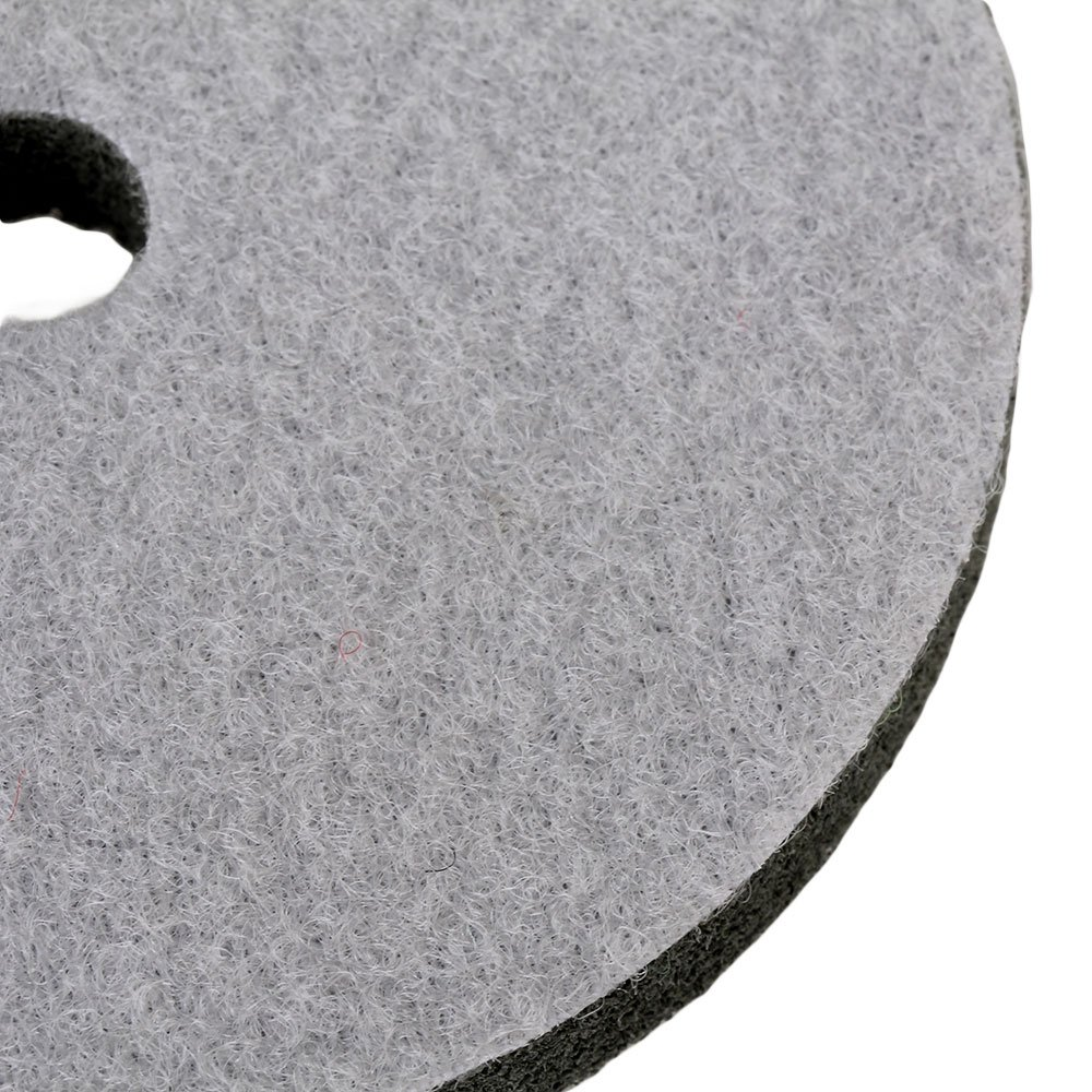 Mxfans Granite Concrete Marble Polisher Sponge Diamond Polishing Pad 3000 Grit