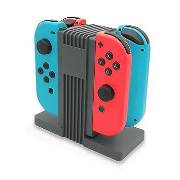 Plataforma de cargadores para Nintendo Switch Joy-Con VICARA ...