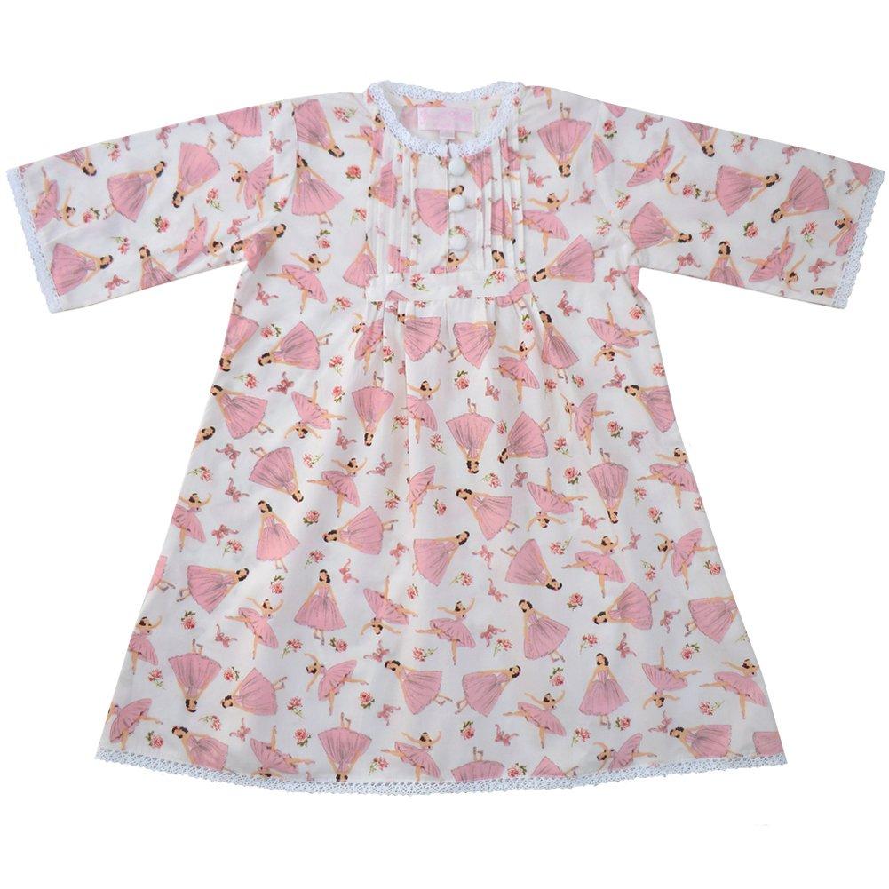 Camisón ropa de descanso para niñas diseño de bailarina: Amazon.es: Ropa y accesorios
