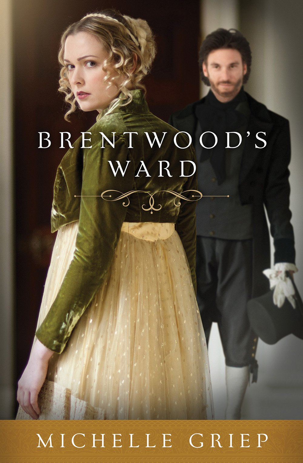 Brentwood's Ward (The Bow Street Runners Trilogy) by Barbour Publishing Company